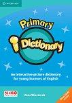 Primary i-Dictionary: Учебна система по английски език : Ниво 1 - High Beginner: CD-ROM (Home user) - Anna Wieczorek - продукт