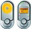 Дигитален бебефон - MBP16 - С температурен датчик, 5 мелодии, нощна светлина и възможност за обратна връзка -