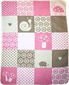 "Бебешко одеяло - Охлюв - Размер 70 x 90 cm от серия ""Juwel"" -"