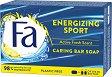 """Fa Sport Energizing Fresh Bar Soap - Хидратиращ сапун с гинко билоба от серията """"Sport"""" -"""