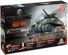 """Танк - M4 Sherman - Сглобяем модел от серията """"World of Tanks: Roll Out"""" -"""