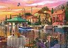 Залез на пристанището - Доминик Дейвисън (Dominic Davison) -