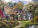 Викторианска градина - Доминик Дейвисън (Dominic Davison) -