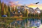 Стара къщурка край езерото - Доминик Дейвисън (Dominic Davison) -