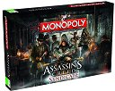 Монополи - Assassin's Creed Syndicate - Семейна бизнес игра -