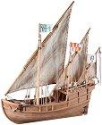 Каравела - Nina - Сглобяем модел на кораб от дърво -