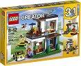 """Модерен дом - 3 в 1 - Детски конструктор от серията """"LEGO Creator"""" -"""