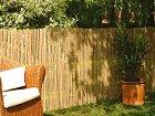 Градинска ограда от бамбук - Bamboocane -