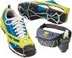 Туристически котки - Run Track - Комплект с чанта за кръст -