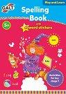 Spelling Book + стикери -