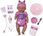 """Кукла бебе - Интерактивна играчка с аксесоари от серията """"Baby Born"""" -"""