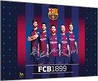 Подложка за бюро: FC Barcelona -