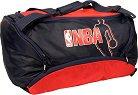 Детски пътнически сак - NBA - Комплект със спортна торба -