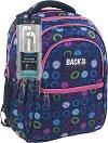 Ученическа раница - Back Up: B 18 - Комплект със слушалки -