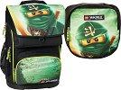 Ученическа раница - Lego Ninjago Lloyd - Комплект със спортна чанта -
