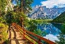 Езерото Брайес, Италия -