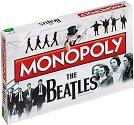 Монополи - Бийтълс - Семейна бизнес игра на английски език -