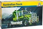 Влекач - Australian Truck - Сглобяем модел -
