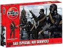 Специална въздушна служба - SAS - Комплект от 14 фигури -