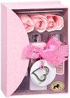 Raphael Rosalee Perfect Love No.20 - Подаръчен комплект с козметика за тяло с аромат на роза -