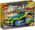"""Автомобили за рали - 3 в 1 - Детски конструктор от серията """"LEGO Creator Vehicles"""" -"""