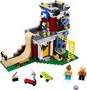 """Спортен център - 3 в 1 - Детски конструктор от серията """"LEGO Creator - Buildings"""" -"""