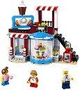 """Сладкарница - 3 в 1 - Детски конструктор от серията """"LEGO Creator - Buildings"""" -"""