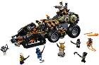 """Dieselnaut - Детски конструктор от серията """"LEGO Ninjago: Masters of Spinjitzu"""" -"""