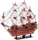 Флагман - Сан Фелипе - Декоративен кораб от дърво -