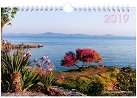 Настолен православен календар 2019 -