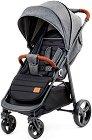 Лятна бебешка количка - Grande - С 4 колела -