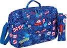Чанта за рамо - Gabol: Bang - Комплект с несесер -