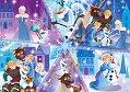 """Замръзналото кралство: Коледа с Олаф - Пъзел от серията """"Замръзналото кралство"""" -"""