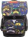 Ученическа раница - Lego Ninjago - Комплект със спортна чанта -