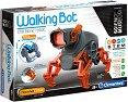 """Робот - Walking Bot - Образователен комплект от серията """"Clementoni: Science"""" -"""