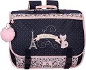 Ученическа чанта за гръб - Enso: Belle Epoque -