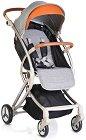Лятна бебешка количка - Siri - С 4 колела -