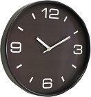 Стенен часовник Claps - Crossandra Black -