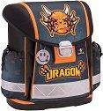 Ергономична ученическа раница - Dragon -