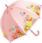 Детски чадър - Цветна градина -