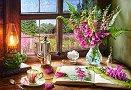 Натюрморт с цветя -