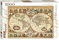 """Историческа карта на Света - От колекцията """"Art"""" -"""