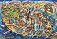 Карта на Ню Йорк -
