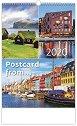 Стенен календар - Postcard from... 2020 -