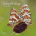Стенен календар - Butterflies 2020 -