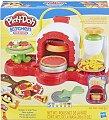 """Направи сам - Пица - Творчески комплект с моделин от серията """"Play-Doh: Kitchen"""" -"""