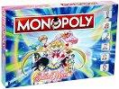 Монополи - Sailor Moon - Семейна бизнес игра -