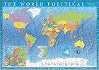 """Политическа карта - Пъзел от колекцията """"Premium Quality"""" -"""