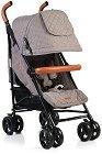 Лятна бебешка количка - Sunrise - С 4 колела -