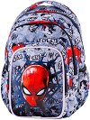 Ученическа раница  - Spark L: Spiderman Black -